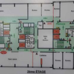 Location Bureau Paris 13ème 977 m²