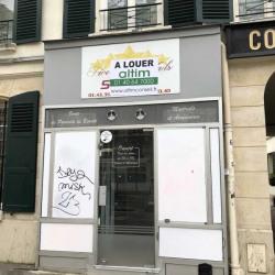 Location Local commercial Paris 14ème 12 m²