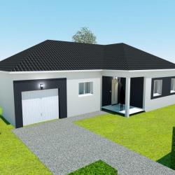 Maison  5 pièces + Terrain  814 m² Wassy