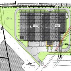 Location Entrepôt Allonnes 17165 m²