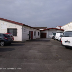Location Local d'activités Anglet 235 m²