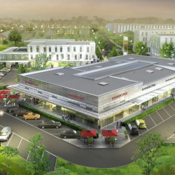 Location Local commercial Lesquin 150 m²