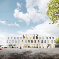 Location Bureau Bordeaux 323 m²
