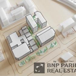 Location Bureau Mulhouse 2250 m²