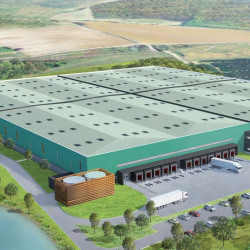 Location Entrepôt Moussy-le-Neuf 42000 m²