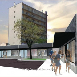 Location Local commercial Toulouse 177 m²
