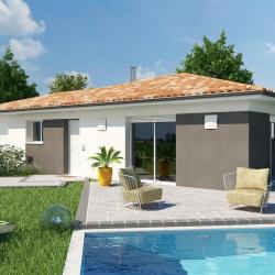 Maison  4 pièces + Terrain  800 m² Bergerac