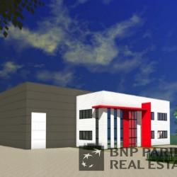 Location Entrepôt Lespinasse 3568 m²