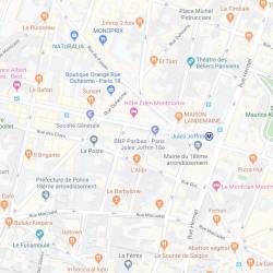 Location Local commercial Paris 18ème 11 m²