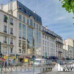Location Bureau Saint-Mandé 118,78 m²