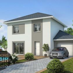 Maison  5 pièces + Terrain  330 m² Marcy