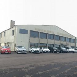 Location Local d'activités Bourg-Achard 7408 m²