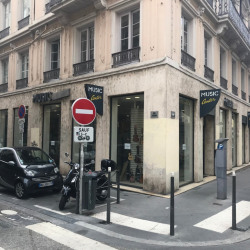 Cession de bail Local commercial Lyon 1er 226 m²