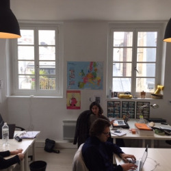 Location Bureau Paris 3ème 142 m²