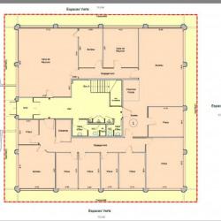 Vente Bureau Montpellier 772 m²