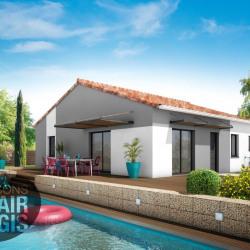 Maison  3 pièces + Terrain  400 m² Labarthe-sur-Lèze