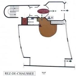 Location Bureau Courcouronnes 225 m²