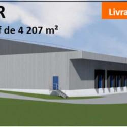 Location Entrepôt Saint-Jacques-de-la-Lande 4207 m²