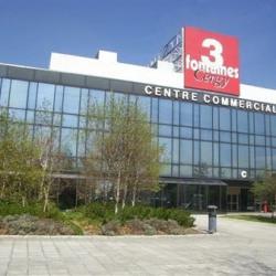 Location Bureau Cergy 3000 m²
