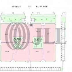 Location Local d'activités Villebon-sur-Yvette 632 m²