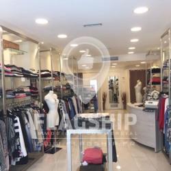 Cession de bail Local commercial Bourg-la-Reine 72 m²