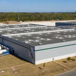 Location Entrepôt Mer 20705 m²