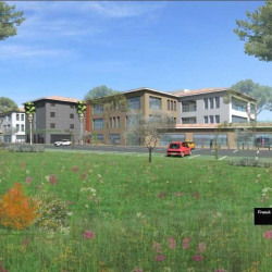 Vente Bureau Aubagne 10749 m²