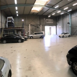 Location Entrepôt Vitry-sur-Seine 815 m²