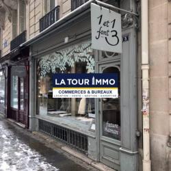 Vente Local commercial Paris 7ème 65 m²