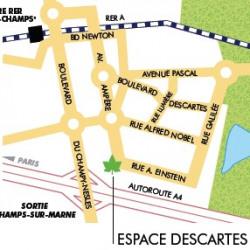 Vente Bureau Champs-sur-Marne 195 m²