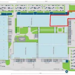 Location Entrepôt Vaulx-Milieu 7707 m²