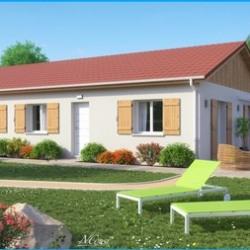 Maison  3 pièces + Terrain  1000 m² Saint-Béron