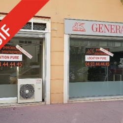 Location Local commercial Nice (06300)