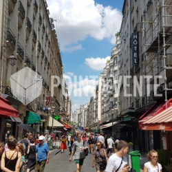 Cession de bail Local commercial Paris 2ème 86 m²