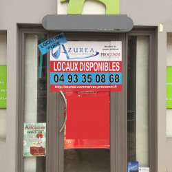 Location Local commercial Antibes 35 m²