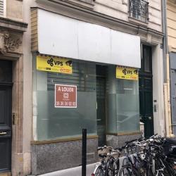 Location Local commercial Paris 17ème 15 m²