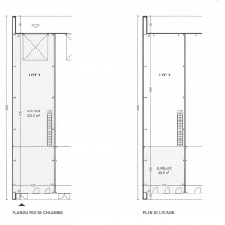 Vente Local d'activités Montpellier 259 m²