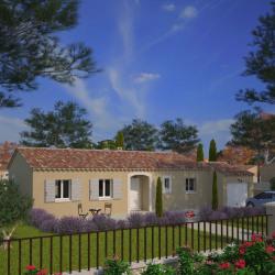 Maison  5 pièces + Terrain  260 m² Avignon