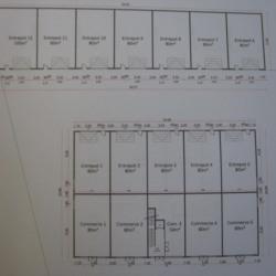 Vente Bureau Lahonce 76,5 m²