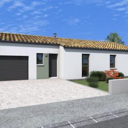 Maison  6 pièces + Terrain  663 m² Boismé