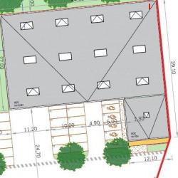 Location Entrepôt Frépillon 1431 m²