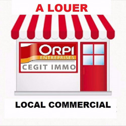 Location Local commercial Crépy-en-Valois 510 m²
