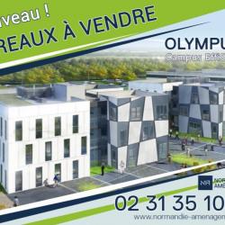 Location Bureau Colombelles 90 m²
