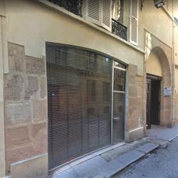 Location Local commercial Paris 2ème 31 m²