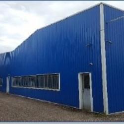 Location Entrepôt Coignières 5027 m²
