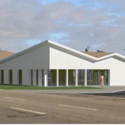 Location Bureau Muret 171 m²