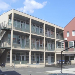 Location Bureau La Plaine Saint Denis 846 m²