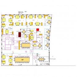 Location Bureau Mauguio 450 m²