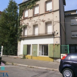 Vente Local commercial Mulhouse 119 m²