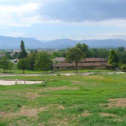 Terrain  de 833 m²  Chatte  (38160)